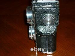 Zeiss Contaflex TLR 35mm camera. With Sonnar 5cm f1.5 lens