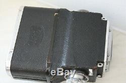 Zeiss Ikon Contaflex TLR twin lens reflex 5cm f1.5 Sonnar lens