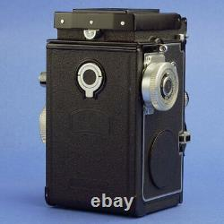 Zeiss Ikon Ikoflex Favorit Medium Format Camera 03/2020 CLA